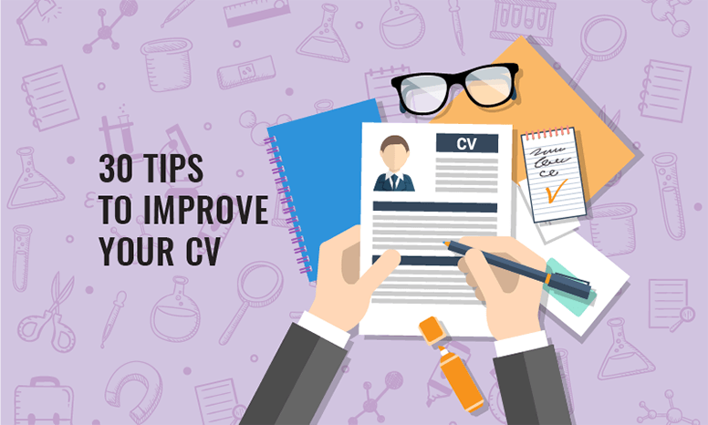 image-of-person-editing-cv-to-suggest-30-tips-to-improve-your-cv