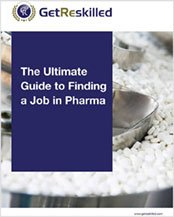 Image of the cover of The Ultimate Guide to Finding a Job in Pharma report