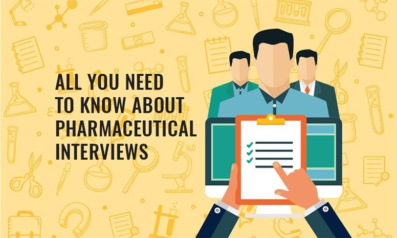 image-of-3-candidates-being-assessed-against-a-checklist-implying-process-of-pharmaceutical-interviews