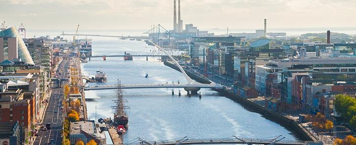view-across-Dublin-city