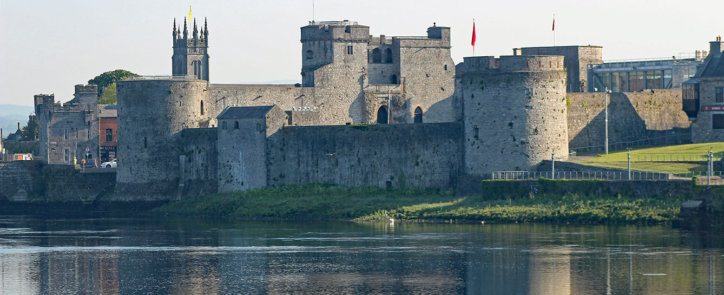Photo of King Johns Castle in Limerick