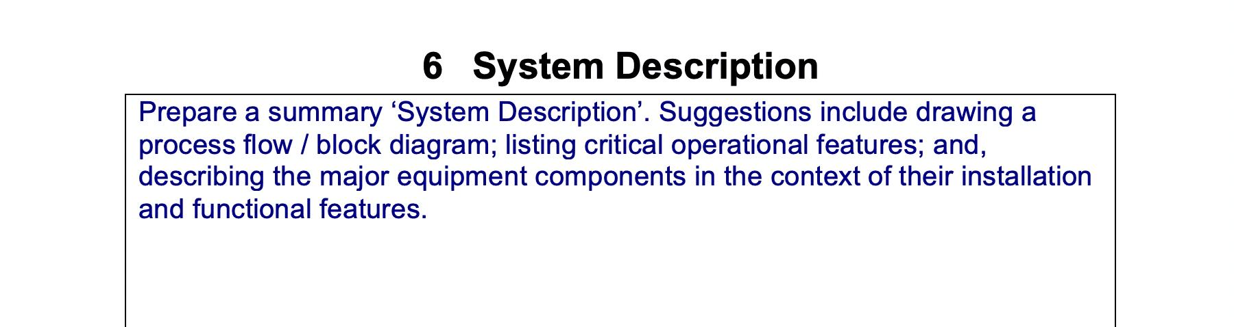 System Description GetReskilled