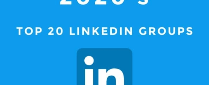 2020's Top 20 LinkedIn Groups for Pharmaceutical Manufacturing Professionals