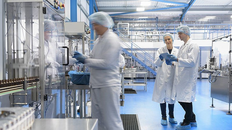 GMP training course for the pharmaceutical manufacturing industry